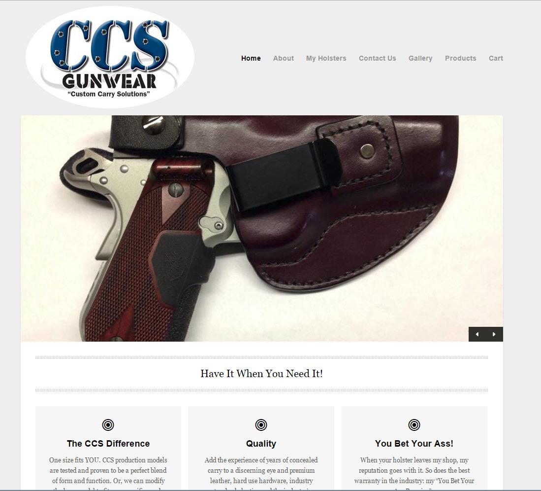 CCSGunwear.com