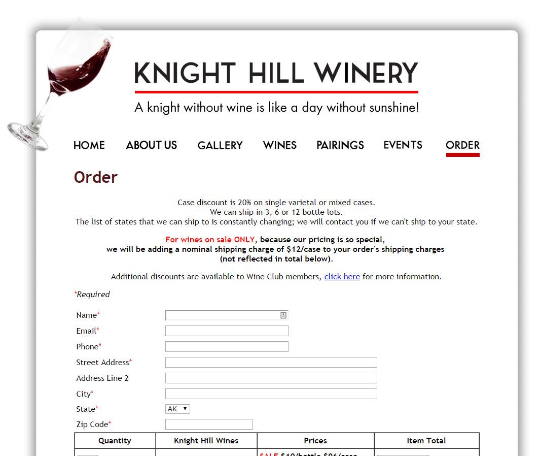 KnightHillWinery.com