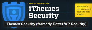 database back up with ithemes security