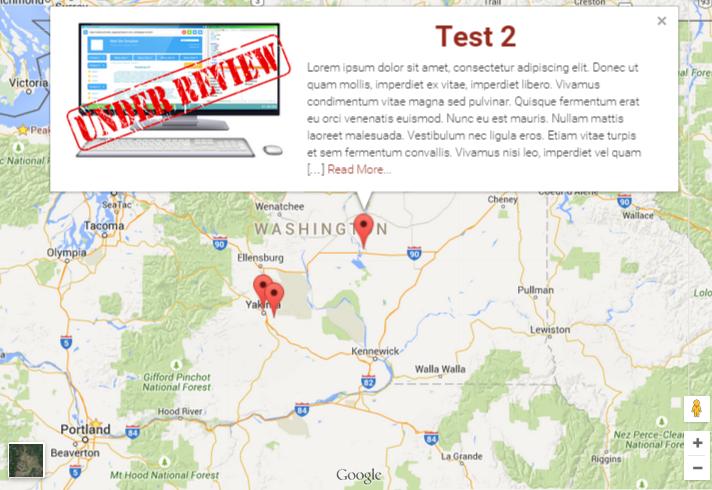 WordPress Plugin: BP Post to Google Map