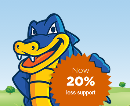 HostGator's Support Approaching Comcast Levels