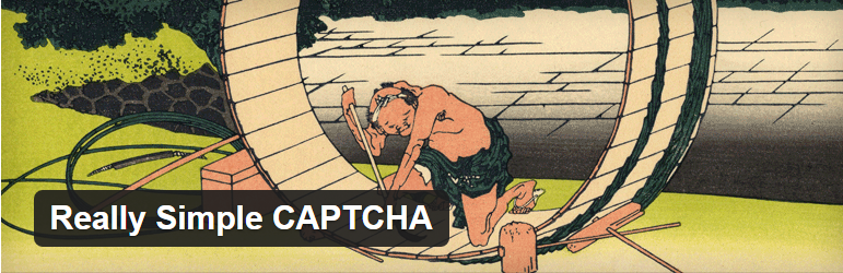 Really Simple Captcha WordPress plugin